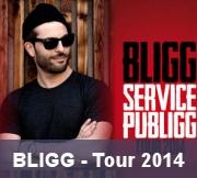 BLIGG Service Publigg Tour 2014