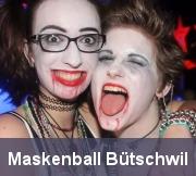 Maskenball Bütschwil