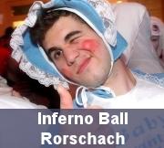Inferno Ball Rorschach