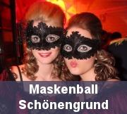 Maskenball Schönengrund