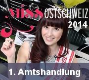 Miss Ostschweiz 2014