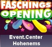 Faschings Opening Event Center Hohenems