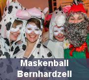 Maskenball Bernhardzell