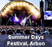 summer days arbon 2017