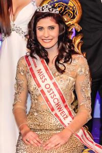 Miss Ostschweiz 2015